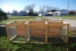 Hiawatha's new compost bins